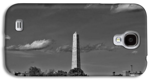 Prescott Photographs Galaxy S4 Cases - Bunker Hill Monument 4 Galaxy S4 Case by Joann Vitali