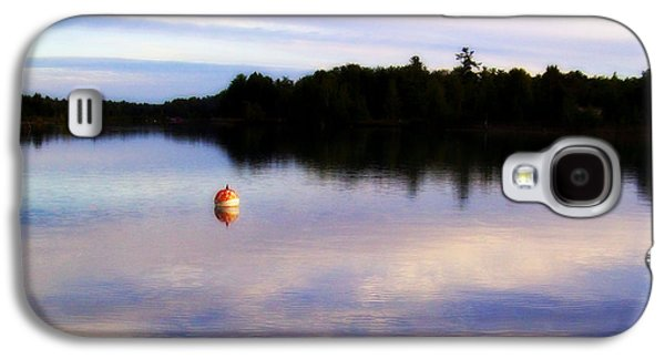 Bouys Galaxy S4 Cases - Buoy on the Torch Bayou Galaxy S4 Case by Michelle Calkins