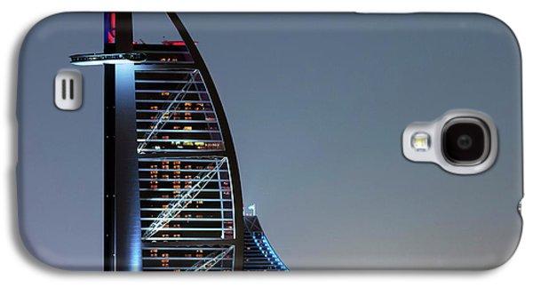 Burj Al Arab Hotel Galaxy S4 Case by Babak Tafreshi