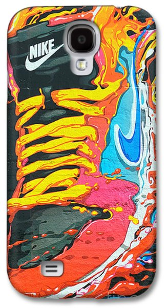 Basketballs Galaxy S4 Cases - Burning to Do It In Portland Galaxy S4 Case by David Bearden