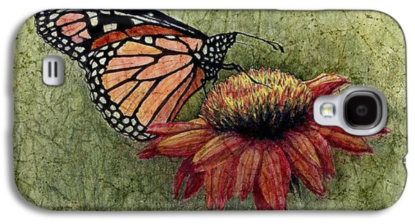 Best Sellers -  - Janet King Galaxy S4 Cases - Butterfly in my garden Galaxy S4 Case by Janet King
