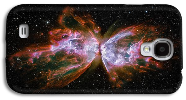 Recently Sold -  - Abstract Nature Galaxy S4 Cases - Butterfly Nebula NGC6302 Galaxy S4 Case by Adam Romanowicz