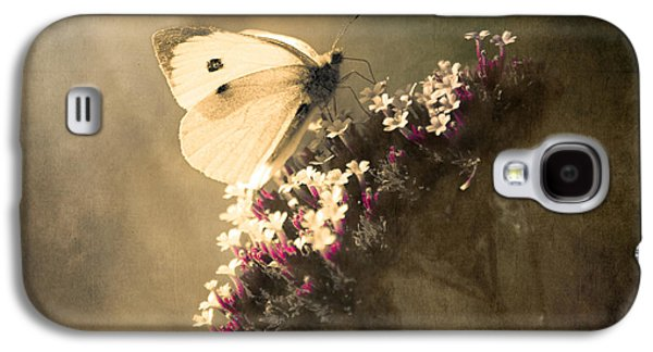 Light Galaxy S4 Cases - Butterfly Spirit #01 Galaxy S4 Case by Loriental Photography