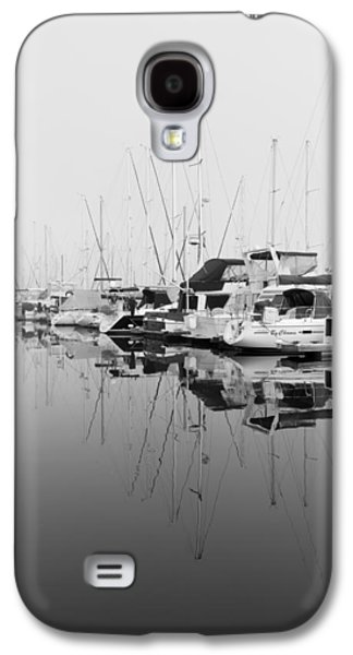 Wooden Platform Galaxy S4 Cases - By Chance Galaxy S4 Case by Heidi Smith