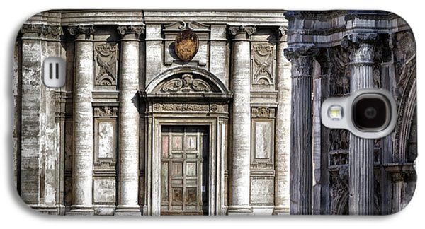Ancient Galaxy S4 Cases - By the Arch Galaxy S4 Case by Joan Carroll
