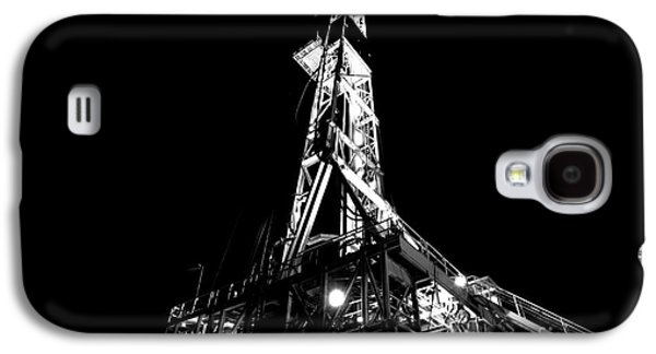 Rigs Galaxy S4 Cases - Cac001bw-76 Galaxy S4 Case by Cooper Ross