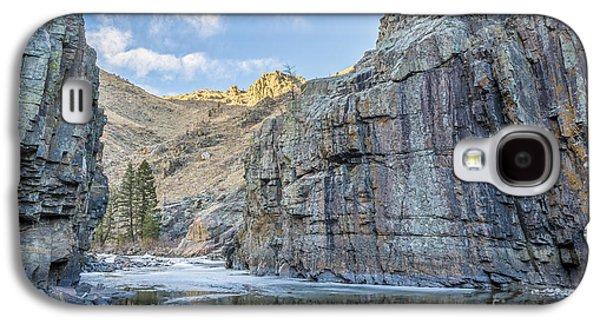 Fort Collins Galaxy S4 Cases - Cache la Poudre River  Galaxy S4 Case by Marek Uliasz