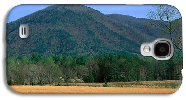 Tn Barn Galaxy S4 Cases - Cades Cove Pioneer Settlement, Great Galaxy S4 Case by Panoramic Images