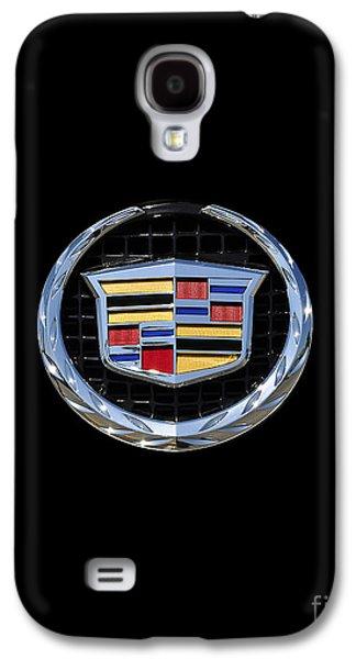 Photography Digital Art Galaxy S4 Cases - Cadillac Chrome Galaxy S4 Case by Al Powell Photography USA
