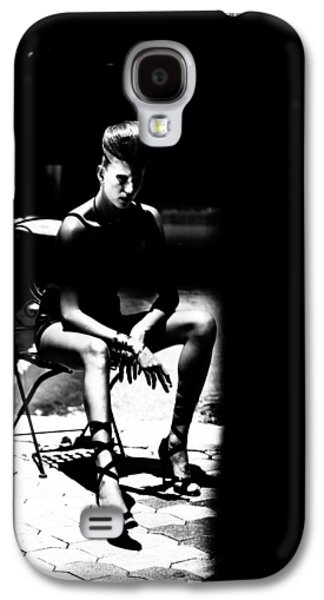 Photo Art Gallery Galaxy S4 Cases - Caelitus mihi vires Galaxy S4 Case by Maria  Lankina