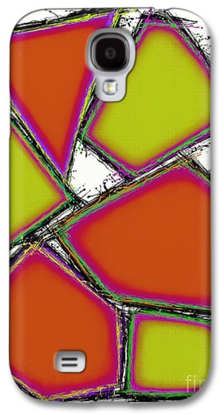 Loose Style Digital Art Galaxy S4 Cases - Cake display Galaxy S4 Case by Keith Mills