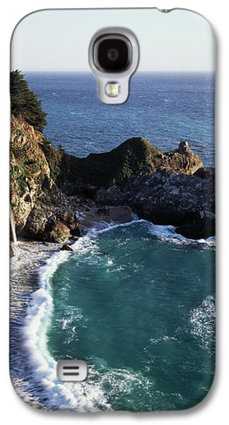 California, Big Sur Coast, Central Galaxy S4 Case by Christopher Talbot Frank