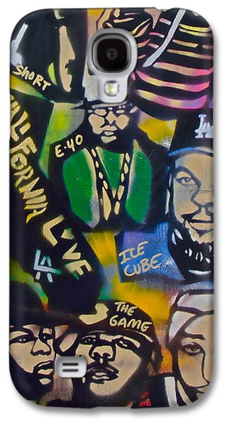 Free Speech Galaxy S4 Cases - California Love Galaxy S4 Case by Tony B Conscious