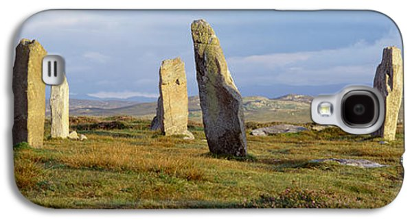 Monolith Galaxy S4 Cases - Callanish Stones, Isle Of Lewis, Outer Galaxy S4 Case by Panoramic Images