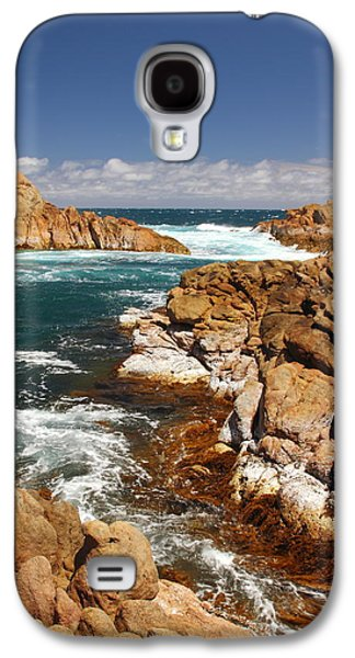 Recently Sold -  - Alga Galaxy S4 Cases - Canal Rocks 2AM-113689 Galaxy S4 Case by Andrew McInnes