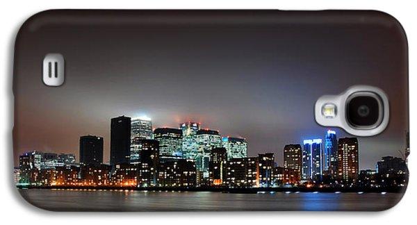 London Skyline Galaxy S4 Case by Mark Rogan