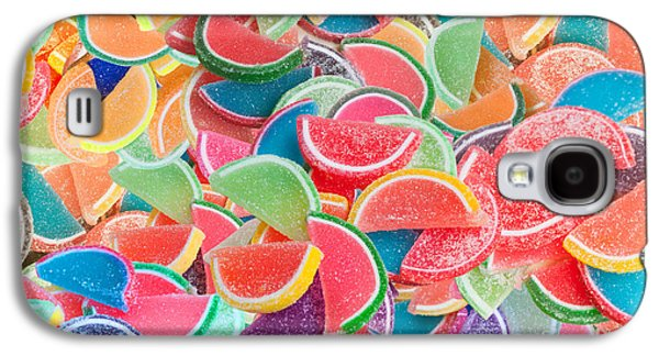 Alixandra Mullins Galaxy S4 Cases - Candy Fruit Galaxy S4 Case by Alixandra Mullins