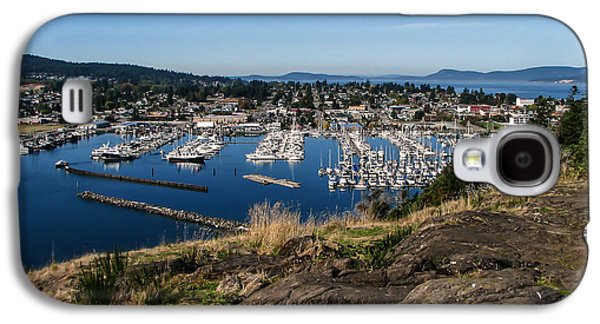 Boaters Galaxy S4 Cases - Cap  Sante Marina Galaxy S4 Case by Robert Bales
