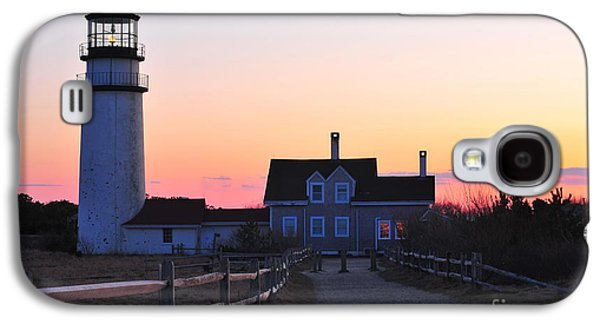 Catherine Reusch Daley Galaxy S4 Cases - Cape Cod Light Galaxy S4 Case by Catherine Reusch  Daley