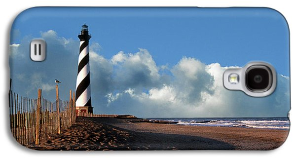 Cape Hatteras Lighthouse Nc Galaxy S4 Case by Skip Willits
