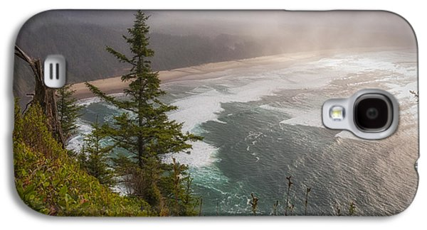 Cape Lookout Vista Galaxy S4 Case by Mary Angelini