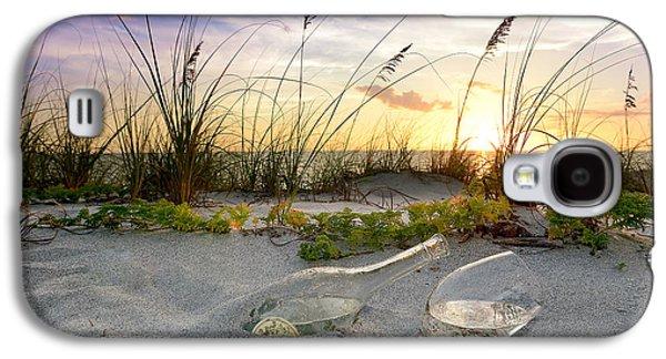 Vineyard In Napa Galaxy S4 Cases - Captiva Sunset Galaxy S4 Case by Jon Neidert