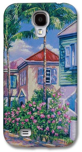 Puerto Rico Galaxy S4 Cases - Caribbean Style   9x13 Galaxy S4 Case by John Clark