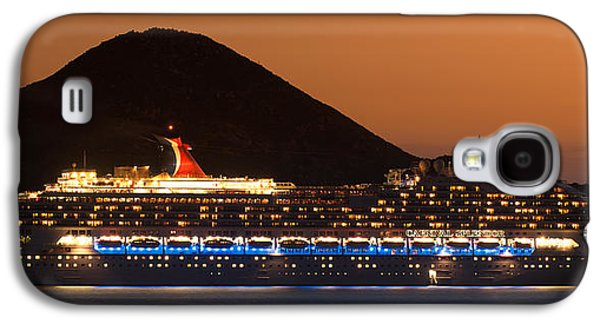 Carnival Splendor At Cabo San Lucas Galaxy S4 Case by Sebastian Musial