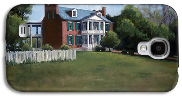 Best Sellers -  - Janet King Galaxy S4 Cases - Carnton Plantation in Franklin Tennessee Galaxy S4 Case by Janet King