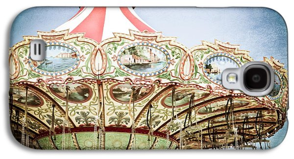 Carousel Top Galaxy S4 Case by Colleen Kammerer