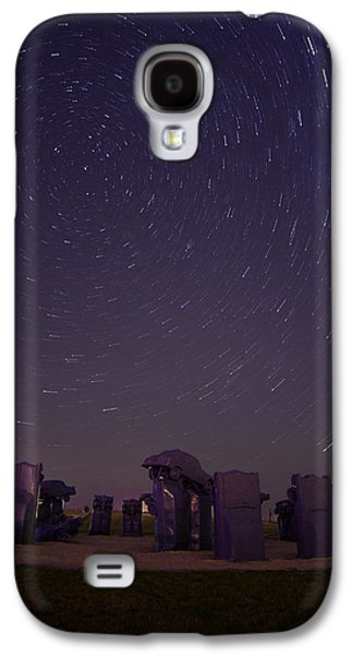 Star Alliance Photographs Galaxy S4 Cases - Cars and Stars Galaxy S4 Case by Kristal Kraft
