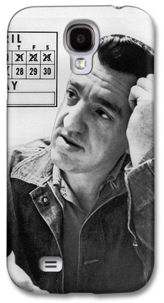 Caryl Chessman Galaxy S4 Case by Underwood Archives