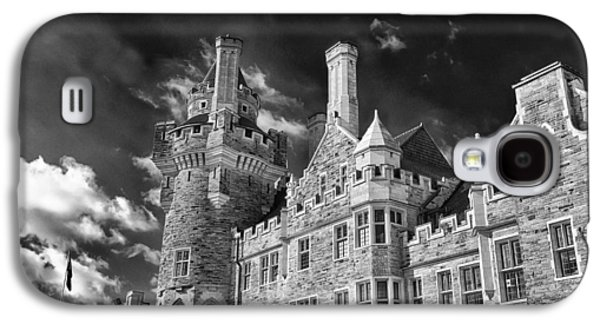 Recently Sold -  - Fantasy Photographs Galaxy S4 Cases - Casa Loma 1258b Galaxy S4 Case by Guy Whiteley