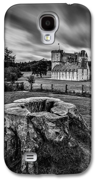 Castle Fraser Galaxy S4 Case by Dave Bowman
