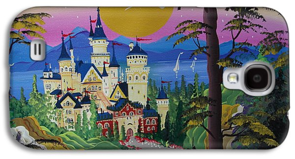 Fantasy Photographs Galaxy S4 Cases - Castle, Germany 2012 Galaxy S4 Case by Herbert Hofer