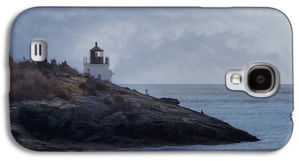 Fantasy Photographs Galaxy S4 Cases - Castle Hill Dream Galaxy S4 Case by Joan Carroll