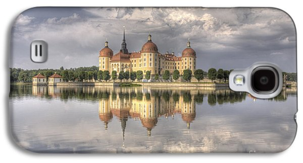 Fantasy Photographs Galaxy S4 Cases - Castle in the Air Galaxy S4 Case by Heiko Koehrer-Wagner
