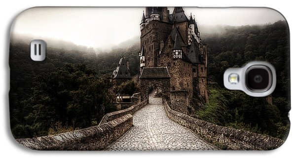 Fantasy Galaxy S4 Cases - Castle in the mist Galaxy S4 Case by Ryan Wyckoff
