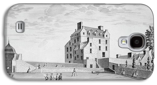 Castle Lyon Galaxy S4 Case by British Library