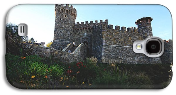 Castle Galaxy S4 Cases - Castle of Love Galaxy S4 Case by Laurie Search