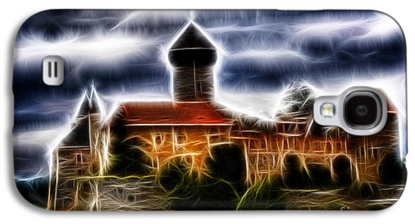 Old Relics Galaxy S4 Cases - castle of the holy order - Sovinec Galaxy S4 Case by Michal Boubin