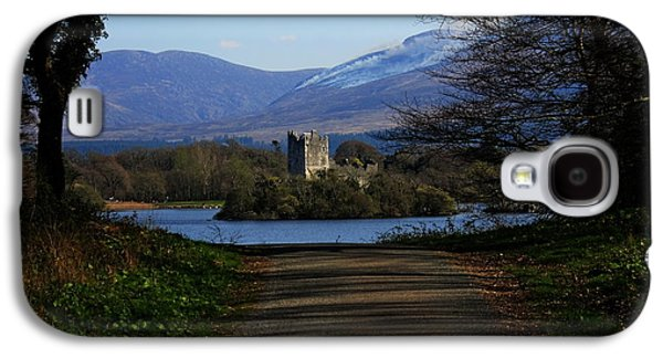 Fantasy Photographs Galaxy S4 Cases - Castle On The Lakes Galaxy S4 Case by Aidan Moran