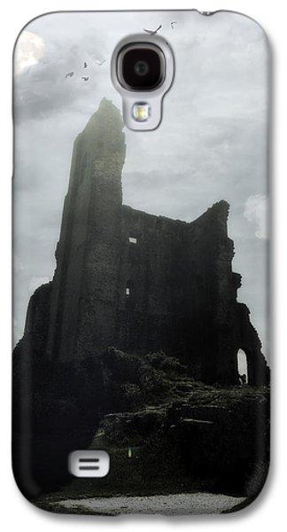 Castle Ruin Galaxy S4 Case by Joana Kruse