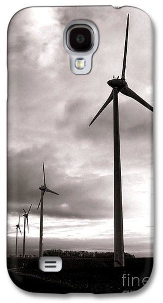 Catch The Wind Galaxy S4 Case by Olivier Le Queinec
