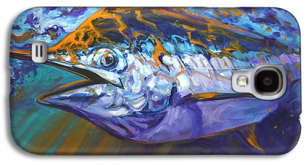 Sportfishing Galaxy S4 Cases - Catching Some Rays Galaxy S4 Case by Mike Savlen