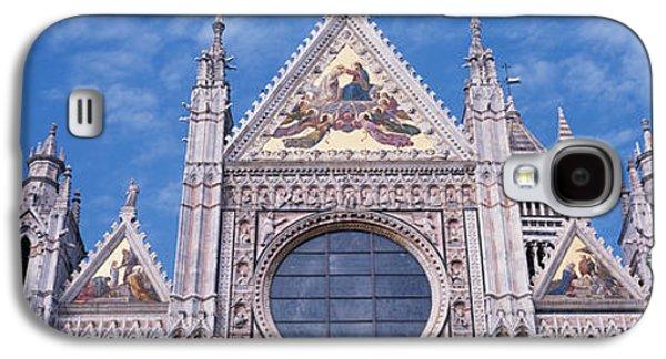 Sienna Italy Galaxy S4 Cases - Catedrale Di Santa Maria, Sienna, Italy Galaxy S4 Case by Panoramic Images