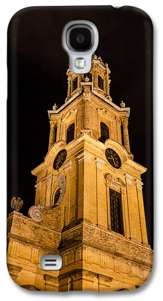 St John The Evangelist Galaxy S4 Cases - Cathedral of St. John the Evangelist  1 Galaxy S4 Case by Susan  McMenamin