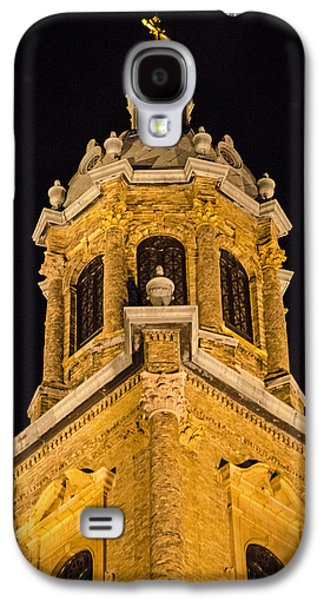 St John The Evangelist Galaxy S4 Cases - Cathedral of St. John the Evangelist  2 Galaxy S4 Case by Susan  McMenamin