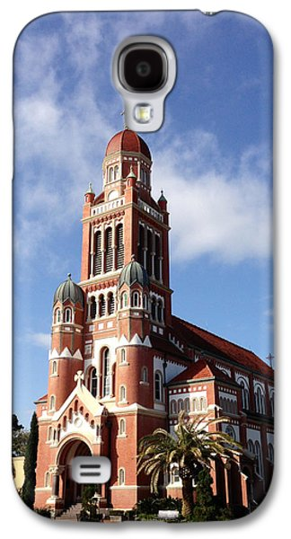 St John The Evangelist Galaxy S4 Cases - Cathedral of St. John the Evangelist Galaxy S4 Case by Sheila Harnett