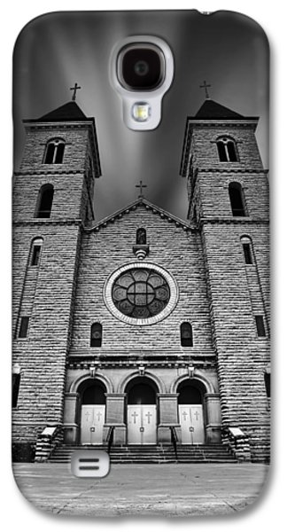 Recently Sold -  - Landscapes Photographs Galaxy S4 Cases - Cathedral on the Plains Galaxy S4 Case by Thomas Zimmerman